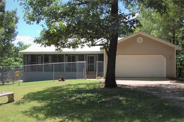 1433 County Road 715, Berryville, AR 72616 (MLS #1189068) :: Five Doors Network Northwest Arkansas