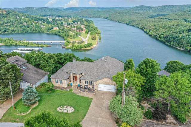 53 Table Rock Drive, Holiday Island, AR 72631 (MLS #1189071) :: NWA House Hunters | RE/MAX Real Estate Results