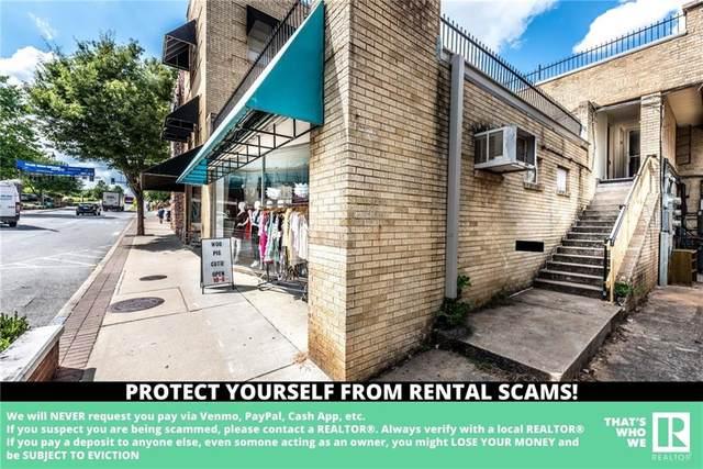 626 Dickson Street B, Fayetteville, AR 72701 (MLS #1189078) :: McNaughton Real Estate