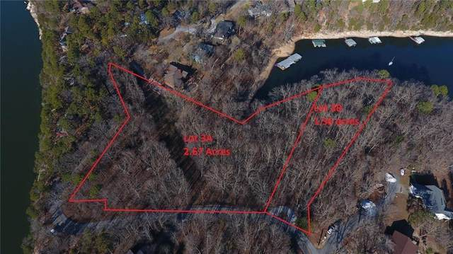 Lot 3A & 3B Rivercliff Road, Rogers, AR 72756 (MLS #1189136) :: McMullen Realty Group