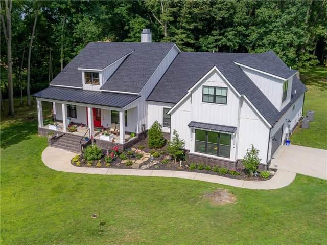 9420 Nomad Road, Bentonville, AR 72713 (MLS #1189154) :: McNaughton Real Estate