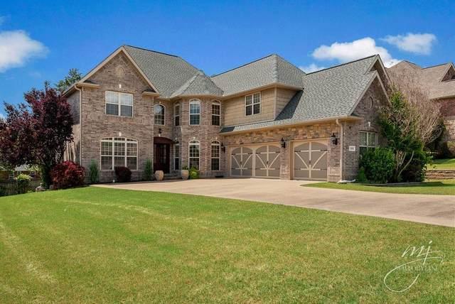 2331 Covington Park Boulevard, Fayetteville, AR 72703 (MLS #1189161) :: McNaughton Real Estate