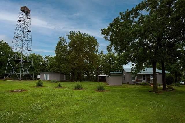HC 33 Box 67B, Compton, AR 72624 (MLS #1189177) :: Five Doors Network Northwest Arkansas