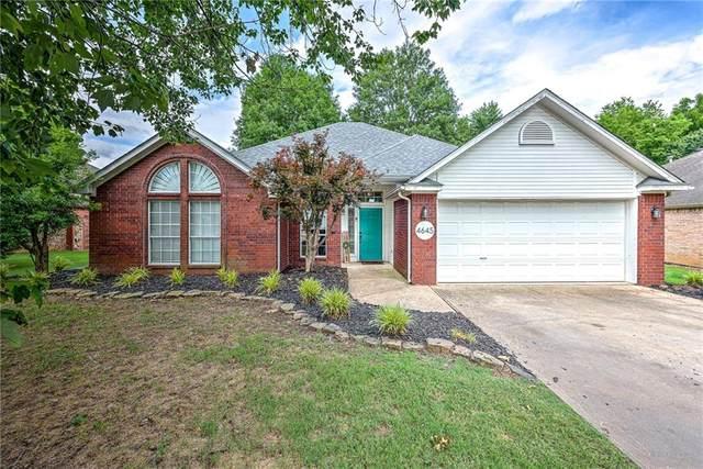 4645 Saddlebrook Avenue, Springdale, AR 72762 (MLS #1189371) :: Five Doors Network Northwest Arkansas