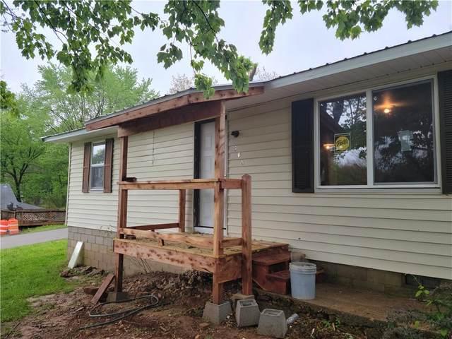 508 Hargis Street, Huntsville, AR 72740 (MLS #1189387) :: McMullen Realty Group