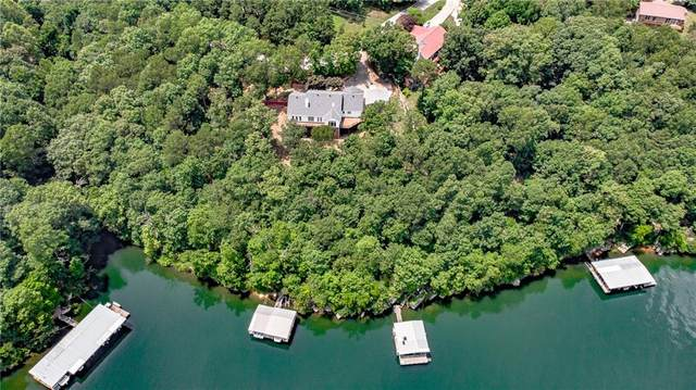 55 Rivercliff Road, Rogers, AR 72756 (MLS #1189430) :: McMullen Realty Group