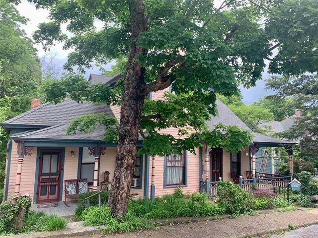 11 Singleton Street, Eureka Springs, AR 72632 (MLS #1189444) :: McNaughton Real Estate