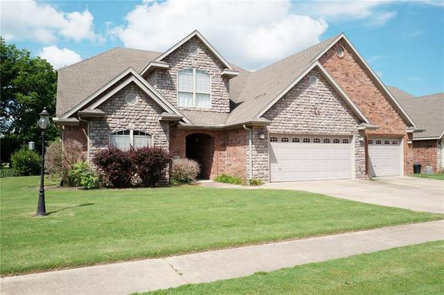 1897 S Cherry Hills Drive, Fayetteville, AR 72701 (MLS #1190609) :: McMullen Realty Group