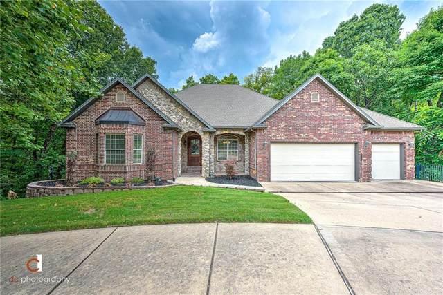 1302 Fairwinds Drive, Bentonville, AR 72712 (MLS #1190625) :: McNaughton Real Estate