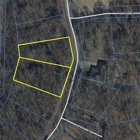 Strichen Drive, Bella Vista, AR 72715 (MLS #1190772) :: Five Doors Network Northwest Arkansas