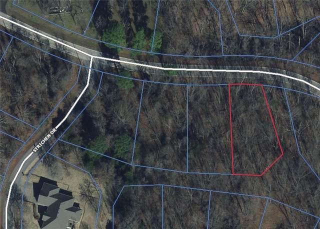 Stoneykirk Drive, Bella Vista, AR 72715 (MLS #1190778) :: Five Doors Network Northwest Arkansas