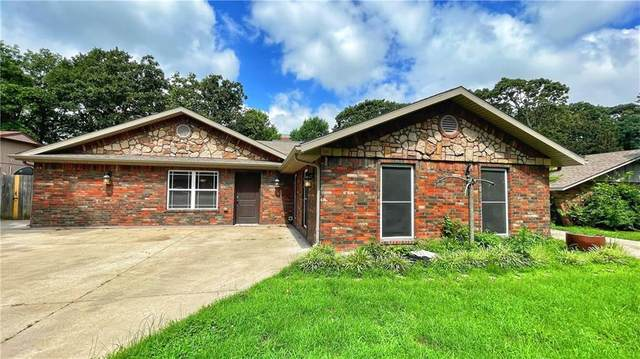 906 Dove Drive, Rogers, AR 72756 (MLS #1190849) :: McMullen Realty Group