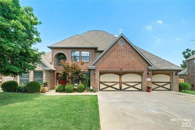 6115 Valley Forge Drive, Rogers, AR 72758 (MLS #1190868) :: McNaughton Real Estate