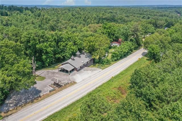 381 S Highway 23, Eureka Springs, AR 72632 (MLS #1190958) :: Five Doors Network Northwest Arkansas