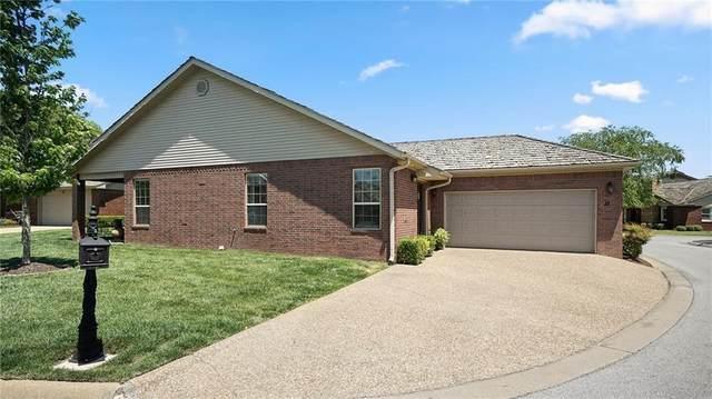 15 S Prairie Dunes Drive, Rogers, AR 72758 (MLS #1191041) :: McNaughton Real Estate