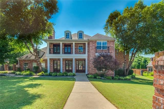 3031 Sagely Lane, Springdale, AR 72764 (MLS #1191079) :: McNaughton Real Estate
