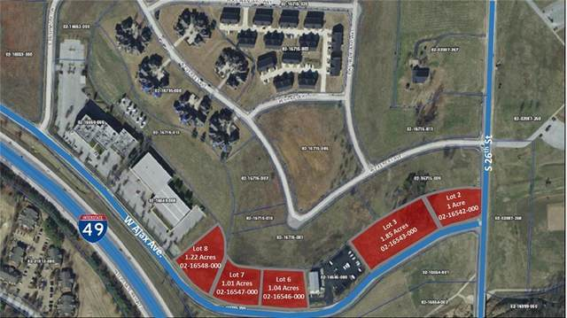 Ajax Avenue, Rogers, AR 72758 (MLS #1191082) :: McNaughton Real Estate