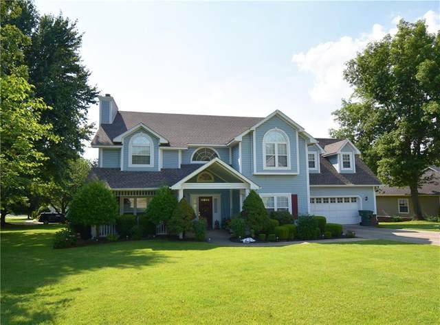 3509 N Dustin Way, Fayetteville, AR 72703 (MLS #1191104) :: McNaughton Real Estate