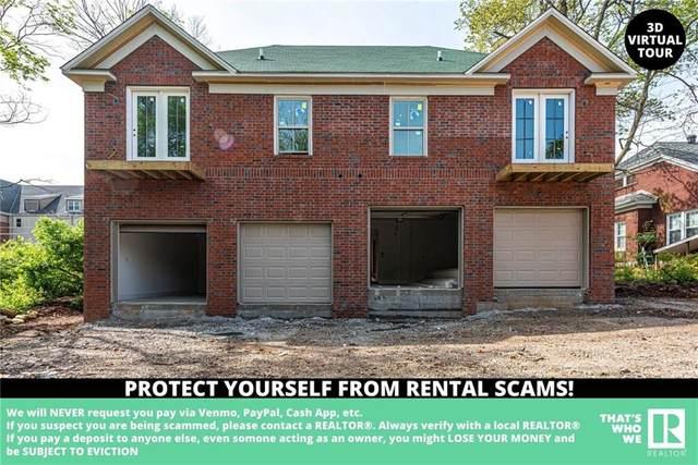 1340 Cleveland Street, Fayetteville, AR 72701 (MLS #1191113) :: McNaughton Real Estate