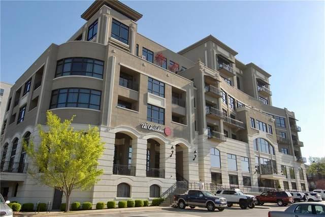 401 W Watson Street #303, Fayetteville, AR 72701 (MLS #1191123) :: Five Doors Network Northwest Arkansas