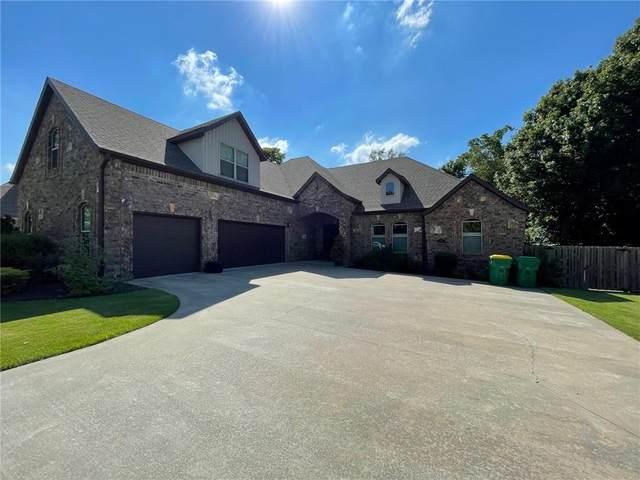 1080 Hunters Pointe, Bentonville, AR 72713 (MLS #1191185) :: McMullen Realty Group