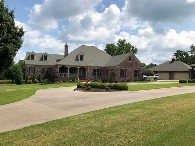 2810 N Hidden Springs Drive, Fayetteville, AR 72703 (MLS #1191189) :: McNaughton Real Estate