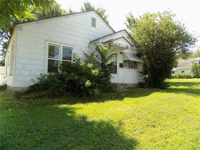 817 N Mt. Olive Street, Siloam Springs, AR 72761 (MLS #1191295) :: McMullen Realty Group