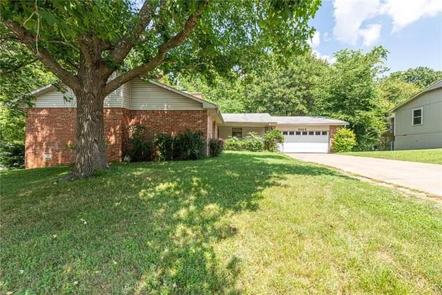 2468 N Primrose Lane, Fayetteville, AR 72703 (MLS #1191299) :: McNaughton Real Estate