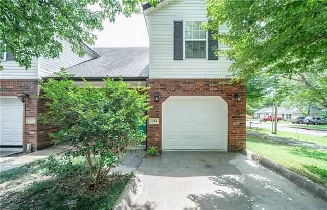 914 S Wood Avenue, Fayetteville, AR 72701 (MLS #1191326) :: McNaughton Real Estate