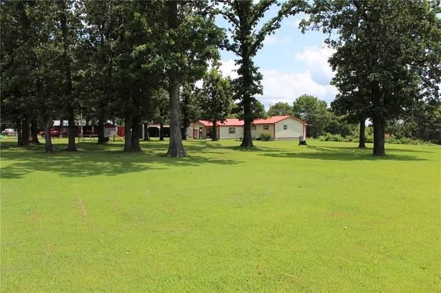 473398 E 664 Road, Westville, OK 74965 (MLS #1191343) :: Five Doors Network Northwest Arkansas