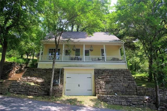 33 Council Street, Eureka Springs, AR 72632 (MLS #1191346) :: Five Doors Network Northwest Arkansas