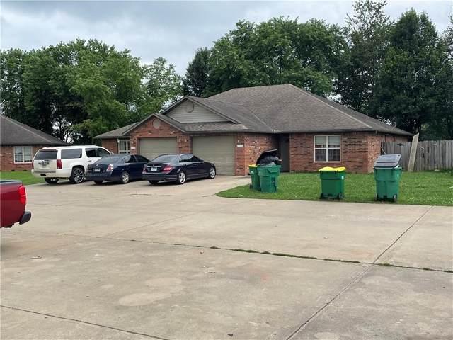1718 Joshua Place, Springdale, AR 72764 (MLS #1191361) :: McNaughton Real Estate