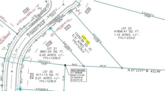 107 SW Autumn Hills Road, Bentonville, AR 72712 (MLS #1191367) :: McNaughton Real Estate
