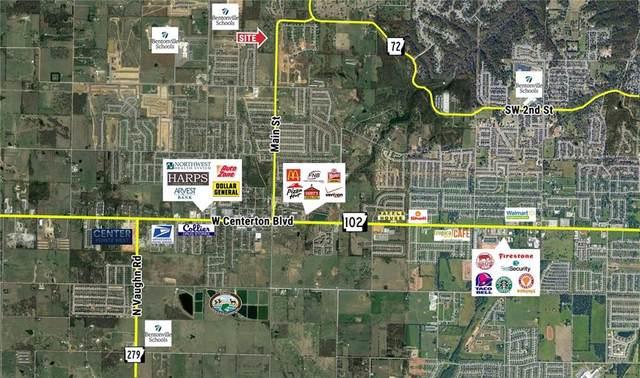 N Main Street, Centerton, AR 72719 (MLS #1191382) :: Five Doors Network Northwest Arkansas