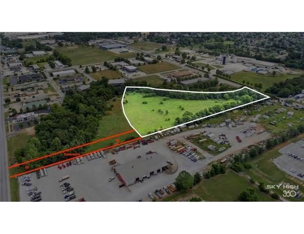 S Lincoln Street, Lowell, AR 72745 (MLS #1191453) :: McNaughton Real Estate