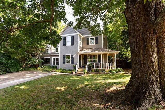 502 E Prospect Street, Fayetteville, AR 72701 (MLS #1191490) :: Five Doors Network Northwest Arkansas