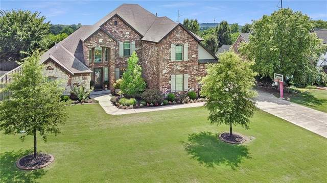 4911 E Sagely Lane, Fayetteville, AR 72703 (MLS #1191505) :: NWA House Hunters | RE/MAX Real Estate Results