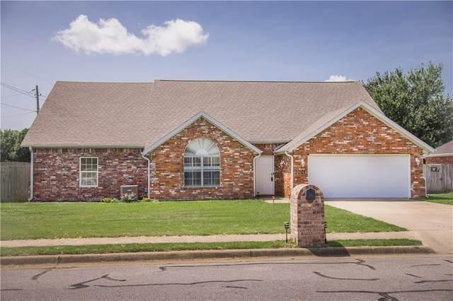3021 Colton Drive, Springdale, AR 72762 (MLS #1191511) :: McNaughton Real Estate