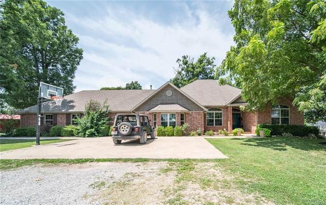 9989 Kitty Road, Gravette, AR 72736 (MLS #1191537) :: McMullen Realty Group