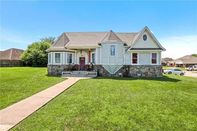 3200 Kennesaw Street, Springdale, AR 72764 (MLS #1191550) :: McNaughton Real Estate