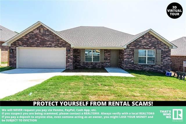 1016 Brook Street, Gentry, AR 72734 (MLS #1191552) :: McNaughton Real Estate