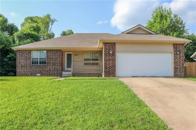 2646 W. Arthur Hart Street, Fayetteville, AR 72703 (MLS #1191571) :: McNaughton Real Estate