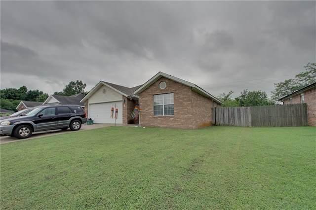 1421 S Jasmine Lane, Fayetteville, AR 72704 (MLS #1191579) :: McNaughton Real Estate