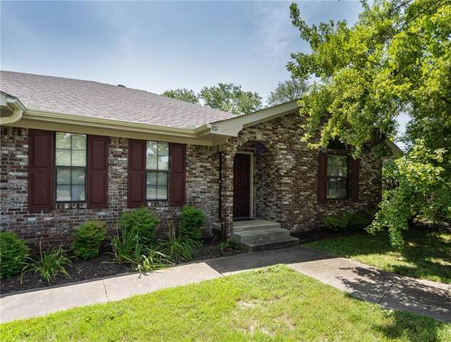 101-103 S Holly, Siloam Springs, AR 72761 (MLS #1191612) :: McMullen Realty Group