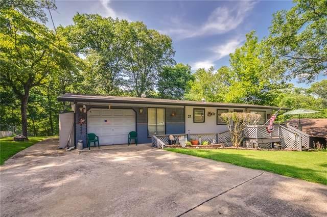 37 Sheneman Drive, Bella Vista, AR 72715 (MLS #1191618) :: Five Doors Network Northwest Arkansas
