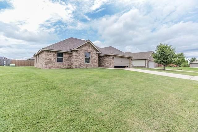 1660 Citation Lane, Prairie Grove, AR 72753 (MLS #1191650) :: Five Doors Network Northwest Arkansas