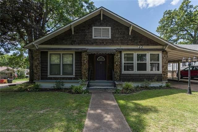 22 S 15th Street, Van Buren, AR 72956 (MLS #1191652) :: Five Doors Network Northwest Arkansas