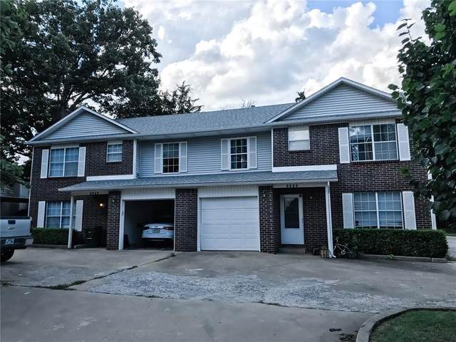 2640 - 2676 E Kantz Drive, Fayetteville, AR 72703 (MLS #1191692) :: NWA House Hunters   RE/MAX Real Estate Results