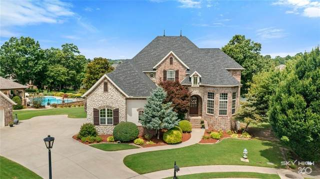 5306 S Promontory Court, Rogers, AR 72758 (MLS #1191704) :: McNaughton Real Estate