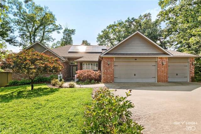 16 Sidebottom Lane, Bella Vista, AR 72714 (MLS #1191739) :: McNaughton Real Estate
